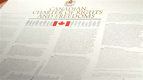 charter of rights and freedoms section 8 canada s charter of rights turns 30