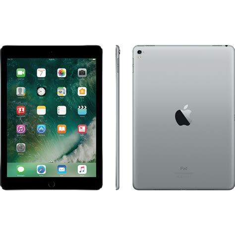 Pro 32gb apple mlpw2x a 9 7 inch pro wi fi cellular 32gb space grey at the guys