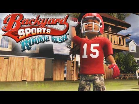 nfl backyard football backyard football to the gridiron funnycat tv
