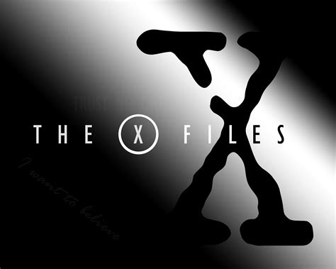 X Files by The X Files Backgrounds 4k Download