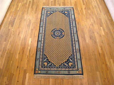 Small Runner Rug Antique Ning Xia Rug Small Runner Size