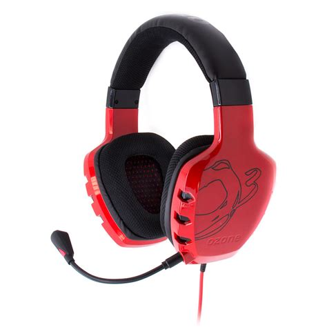 Headset Advance ozone rage st advanced stereo gaming headset with