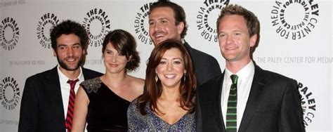 wann lernt ted seine frau kennen lost hurley bald in quot how i met your