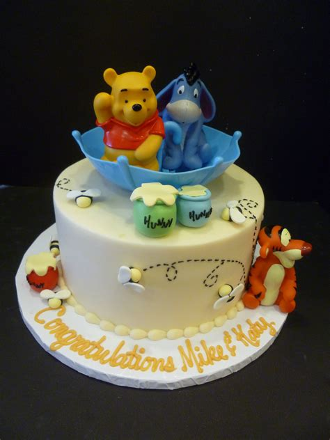 Winnie The Pooh Baby Shower Cake Ideas by Winnie The Pooh Baby Shower Free Printable Baby