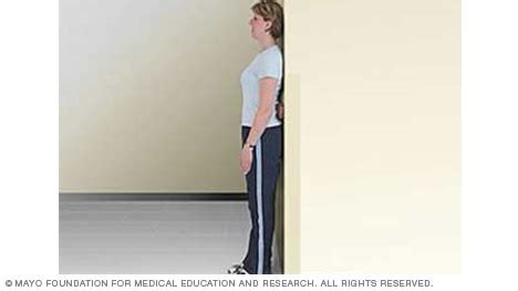 show prevent  pain  good posture mayo clinic