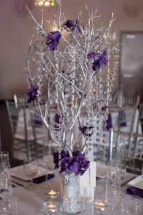Plum Vases Items Similar To Crystal Manzanita Silver Branch Tree