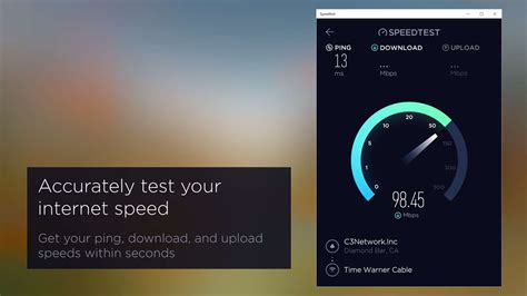 spped test speedtest launches new windows 10 app for pc