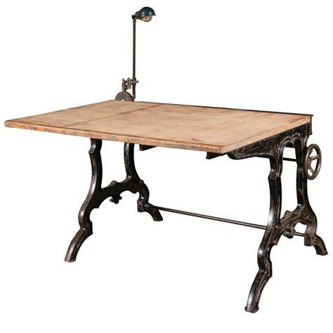 Vintage Industrial Desks vintage industrial desk at 1stdibs