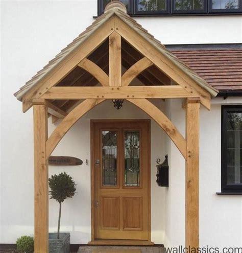 wood door awnings front door awnings wood doors pinterest front door