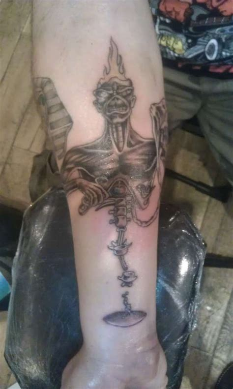 seventh son tattoo seventh of a seventh eddie