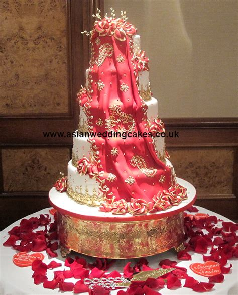Asian Wedding Cakes by 5tier Stacked Chuni Cake Was 163 850 Now 163 675