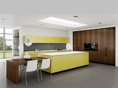 modern yellow kitchen the yellow kitchen modern kitchen sydney by dan