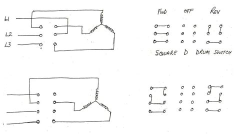 3 phase forward switch wiring diagram get free