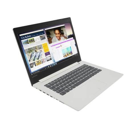 Lenovo Ideapad 320 14isk 7wid I3 6006u 4gb 1tb 14 Win10 Black jual lenovo ideapad 320 14isk notebook platinum grey 80xg00 1kid i3 6006u 4gb 1tb gt920mx