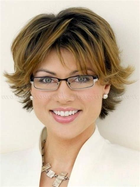 Hairstyles For Glasses by 20 Best Collection Of Haircuts For Glasses Wearer