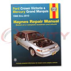 1998 mercury grand marquis wiring diagram