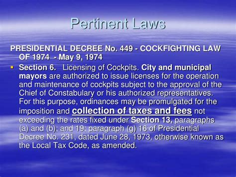 Revenue Code Section 125 by Ppt Obligations Of Taxpayers Powerpoint Presentation Id 1433495