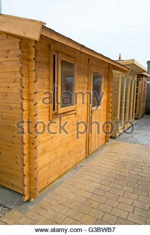 Garden Shed Outbuilding Chalet Summerhouse Or Cabin At