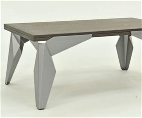 sheet metal coffee table