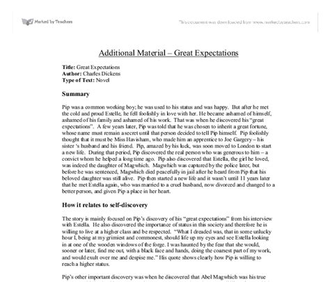 themes great expectations sparknotes book report great expectations charles dickens