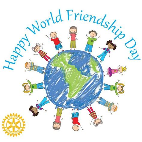 international national friendship day 2016 world