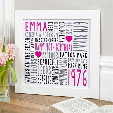 Alised Typographic Art Prints Ses
