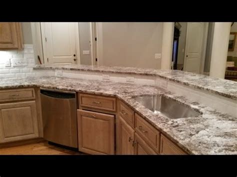 Bianco Antico Granite Before and After 12 23 15   YouTube