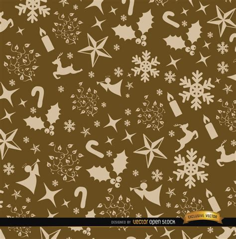 pattern merry christmas merry christmas seamless pattern vector free download