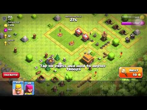 all clash of clans wall upgrades clash of clans lp 2 wall upgrades youtube