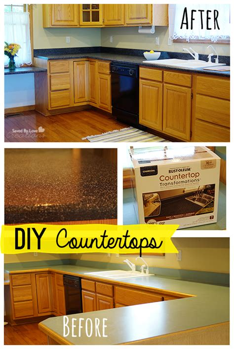 Rustoleum Countertop Reviews by Diy Countertop Transformation With Rustoleum