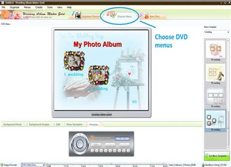 Wedding Album Maker by Wedding Album Maker Gold Free Softlay