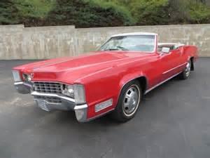 1968 Cadillac Eldorado Convertible Pin By Douglas Breithaupt On 1967 92 Cadillac Eldorado
