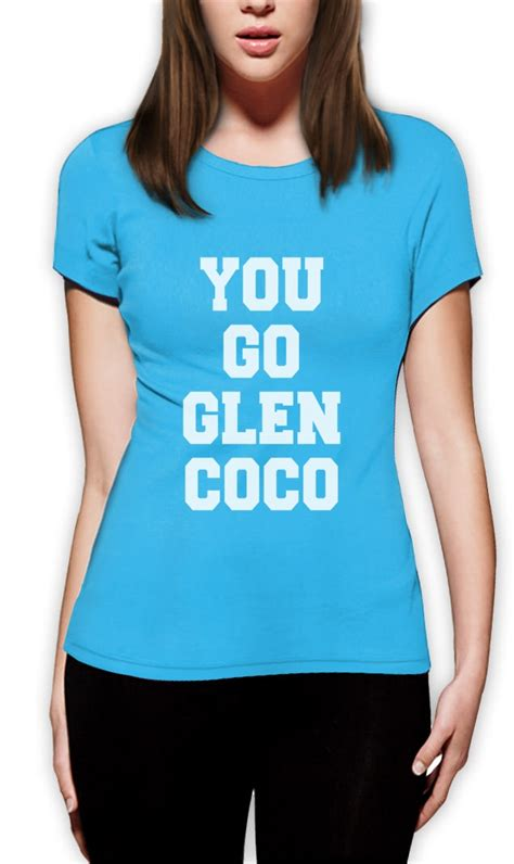 Glen Coco No 4 you go glen coco t shirt no 4 fashion vest tank ebay
