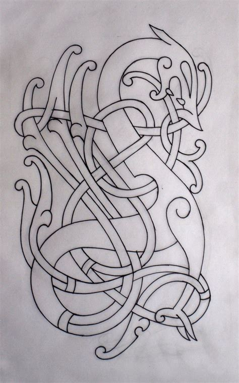 nordic dragon tattoo designs http ideas us norse