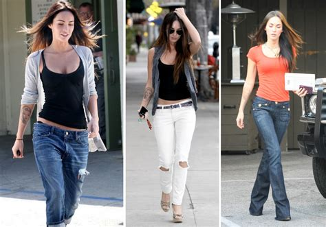 Hummer Fox Low Boots Casual how to copy megan fox s simple flaunt it style lollipuff