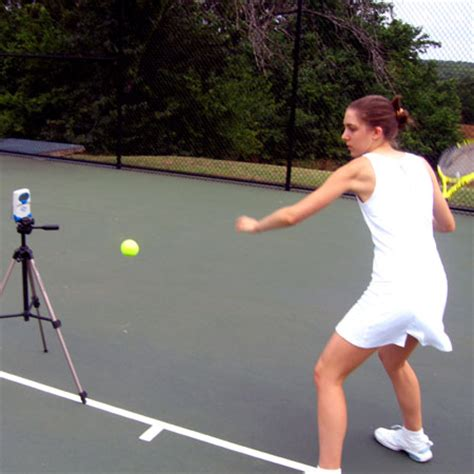 proper tennis swing get your swing in check sports sensors swing speed radar