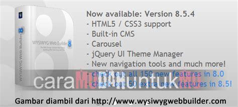 software untuk membuat website sendiri software untuk membuat website cara mudah untukmu