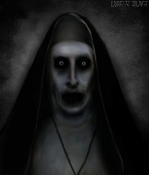 film valak valak the blasphemous nun conjuring 2 horror