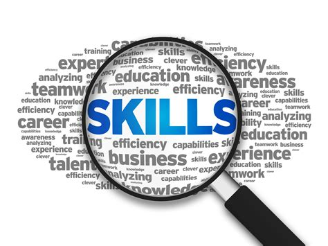 Skill With the skills employers wish you had express employment professionals sa