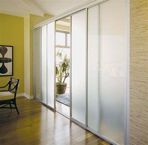 Sliding Glass Door Co Modern Room Dividers From The Sliding Door Company