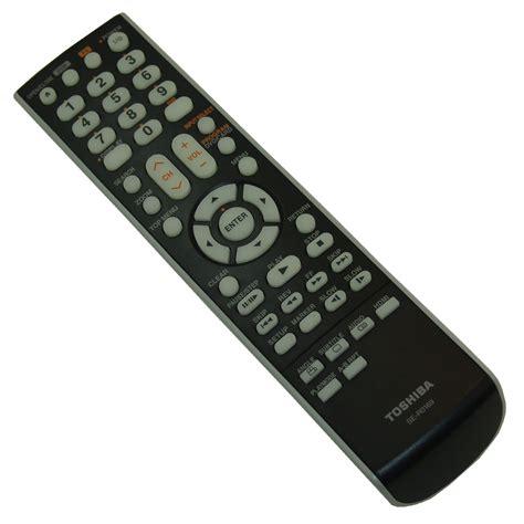 Remote Tv Toshiba Original original toshiba remote for sd 5980 sd5980 tv