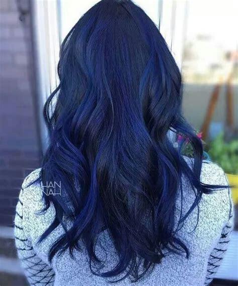pictures of sapphire black hair with red highlights cabelo escuro com pontas azul tudo sobre cabelos