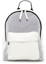 Lettering Faux Leather Backpack faux leather backpack shopstyle