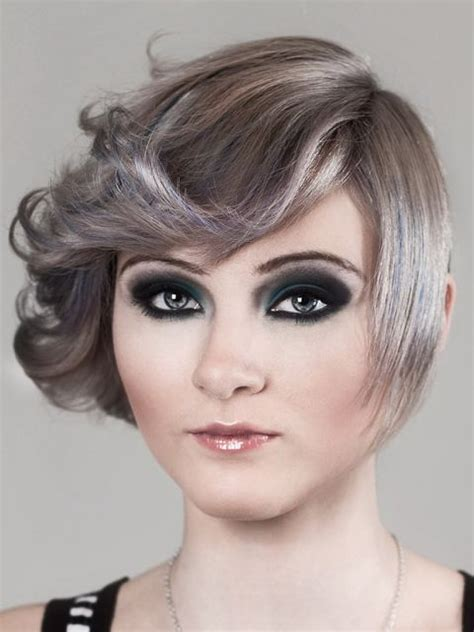unsere top  graue kurzhaarfrisuren platz