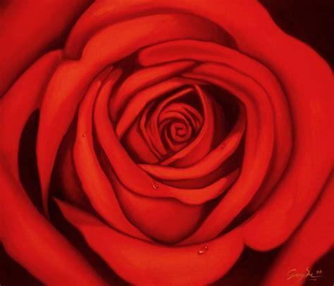 imagenes d flores rojas rosas rojas gary milnner artelista com en