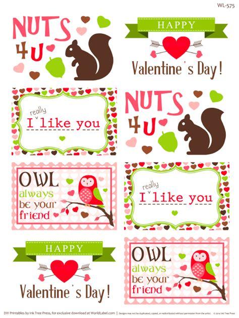 valentines day label templates worldlabel blog
