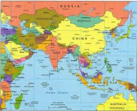 Europe Asia Map by Map Of Europe And Asia Map Holiday Travel