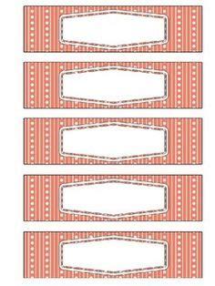 Sterilite 5 Drawer Labels Coral Mint Drawer Lables Drawer Labels Classroom Labels Mint Sterilite Drawer Label Template