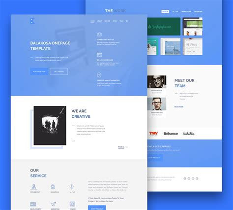 Single Page Brochure Templates Psd by Single Page Brochure Templates Psd 2 The Best Templates