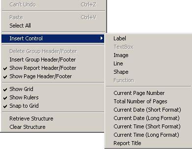 tutorial contoh membuat data report  sederhana